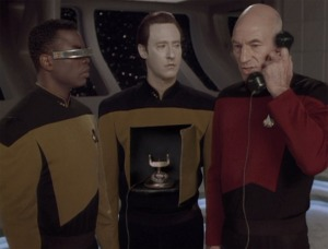 "Picard to Warf: ""Android 2.3 was written that way for a reason, Mr. Warf."" (credit: appsgeyser.com)"